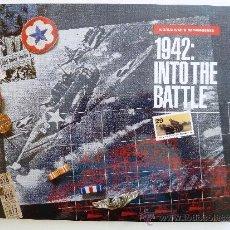 Sellos: ESTADOS UNIDOS: COLECCIÓN DE SELLOS CONMEMORATIVOS DE LA 2ª GUERRA MUNDIAL 1942. . Lote 37931995