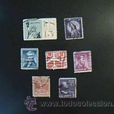 Sellos: LOTE 7 SELLOS DE USA EE.UU. Lote 38142906