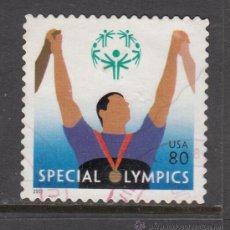 Sellos: ESTADOS UNIDOS 3453 - AÑO 2003 - JUEGOS OLIMPICOS ESPECIALES. Lote 38429630
