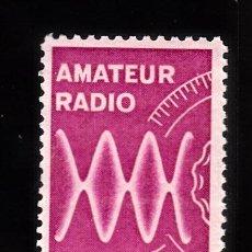 Sellos: ESTADOS UNIDOS 776** - AÑO 1964 - CONGRESO NACIONAL DE RADIOAFICIONADOS. Lote 128662384