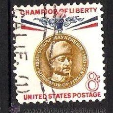 Sellos: Y&T 703 USA 1960. Lote 110115643