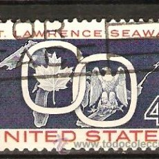 Sellos: Y&T 670 USA 1959. Lote 210827656