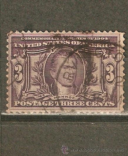 ESTADOS UNIDOS YVERT NUM. 161 USADO (Sellos - Extranjero - América - Estados Unidos)