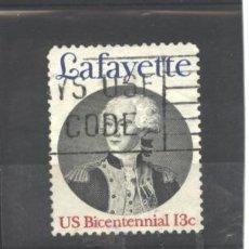 EE.UU. 1977 - YVERT NRO. 1164 - BICENTENNIAL 13C. - USADO