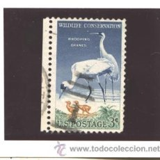 Sellos - EE.UU. -1957 - WILDLIFE CONSERVATION - USADO - 39918978
