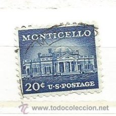 Francobolli: ESTADOS UNIDOS 1956. MONTICELLO. Lote 40959092