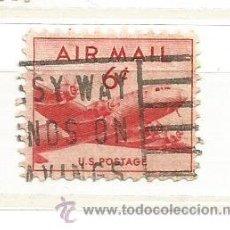 Sellos: ESTADOS UNIDOS 1949. CORREO AÉREO, AVIÓN. Lote 40959167