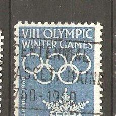 Sellos: YT 680 USA 1960. Lote 45501442