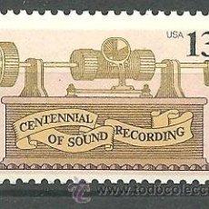 Sellos: YT 1151 USA 1977. Lote 211505821