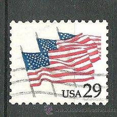 Sellos: YT 1943 USA 1991. Lote 45642605