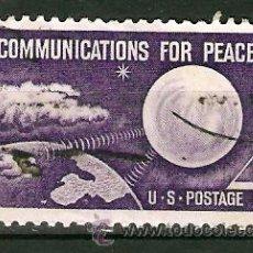Sellos: YT 708 USA 1960. Lote 176857915