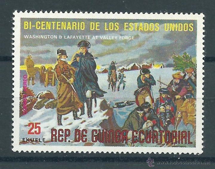 R2/ BI CENTENARIO DE LOS ESTADOS UNIDOS (Sellos - Extranjero - América - Estados Unidos)