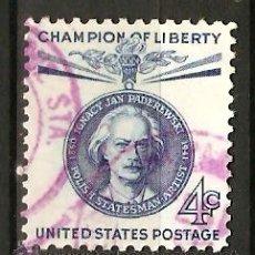 Sellos: YT 697 USA 1960. Lote 47400176