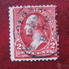 Stamps - estados unidos, 1890, washington, yvert 71 - 47862929