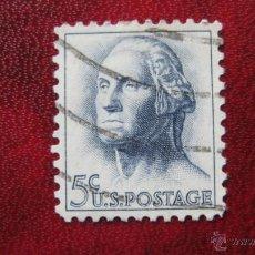 Stamps - estados unidos, 1962, washington, yvert 741 - 47998759