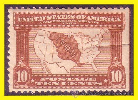 ESTADOS UNIDOS 1904 IVERT Nº 163 * (Sellos - Extranjero - América - Estados Unidos)