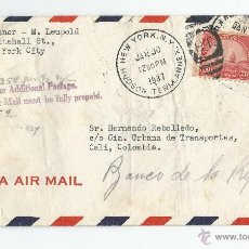 Sellos: 1937 - CORREO AÉREO - UNITED STATES OF AMERICA. Lote 49281458