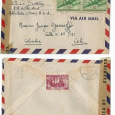 Sellos: 1944 - CORREO AÉREO - UNITED STATES OF AMERICA. Lote 49281494