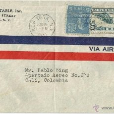 Sellos: 1941 - CORREO AÉREO - UNITED STATES OF AMERICA. Lote 49281526