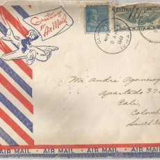 Sellos: 1941 - CORREO AÉREO - UNITED STATES OF AMERICA. Lote 49415792