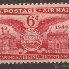 Sellos: 1949 U.S. POSTAGE AIRMAIL MNH** SUPERB . Lote 50667566