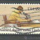 Sellos: YT 1349 ESTADOS UNIDOS 1981. Lote 168379140