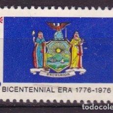 Sellos: ESTADOS UNIDOS, 1976, BICENTENARIO,BICENTENNIAL ERA, USADO. Lote 72945337