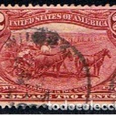 Briefmarken - US 1087 // YVERT & TELLIER 130 // 1898 - 76789535
