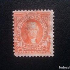Sellos: ESTADOS UNIDOS , YVERT Nº 154, 1902-03, LEVE ADELGAZAMIENTO , SCOTT 310 USA UNITED STATES. Lote 86276708
