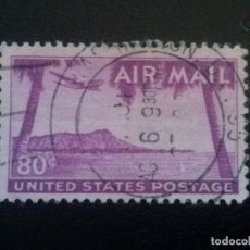 Sellos: ESTADOS UNIDOS , CORREO AÉREO YVERT Nº 45 , 1952 , USA UNITED STATES . Lote 86329020