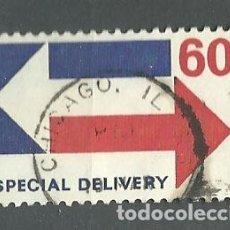 Sellos: YT 19 CORREO URGENTE ESTADOS UNIDOS 1971. Lote 167009458