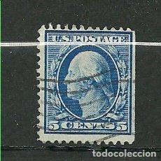 Sellos: YT 171 ESTADOS UNIDOS 1908. Lote 168581002