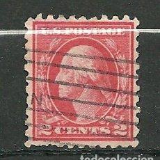 Francobolli: YT 183 ESTADOS UNIDOS 1912. Lote 198318430