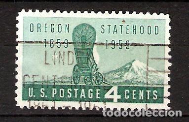 YT 660 ESTADOS UNIDOS 1959 (Sellos - Extranjero - América - Estados Unidos)