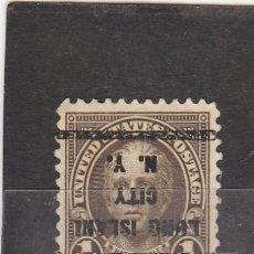 Sellos: EE.UU. 1929 - YVERT NRO. 256 - USADO - BAJA CALIDAD. Lote 100732699