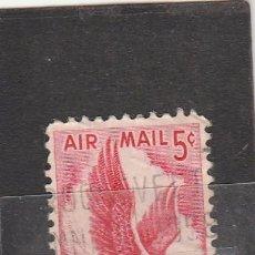 Sellos: EE.UU. 1958 - YVERT NRO. PA 48 - USADO - . Lote 100733103