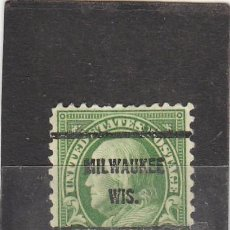 Sellos: EE.UU. 1922 - YVERT NRO. 228 - MILWAUKEE - USADO - . Lote 100736683