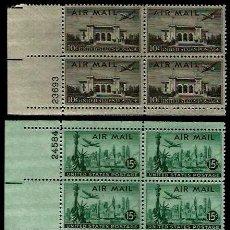 Sellos: USA 1947 CORREO AEREO NUEVOS ** . Lote 102166211
