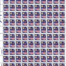 Sellos: USA 1987 BANDERA Y FUEGOS ARTIFICIALES . Lote 102174383