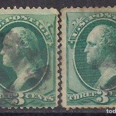 Sellos: EEUU 1870 - USADO. Lote 104052359