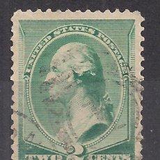 Sellos: EEUU 1887 - USADO. Lote 104058551