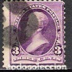 Sellos: EEUU 1890 - USADO. Lote 104059651