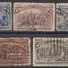 Sellos: EEUU 1893 - USADO. Lote 104061763