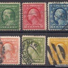 Sellos: EEUU 1908 - USADO. Lote 104121467
