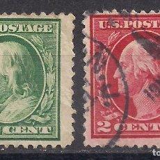 Sellos: EEUU 1908 - USADO. Lote 104121979