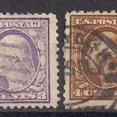 Sellos: EEUU 1917 - USADO. Lote 104125095