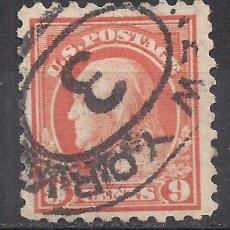 Sellos: EEUU 1914 - USADO. Lote 104136475