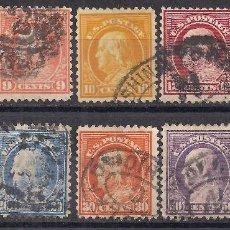 Sellos: EEUU 1917 - USADO. Lote 104168095