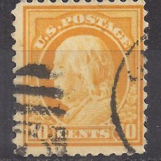 Sellos: EEUU 1917 - USADO. Lote 104168683