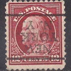 Sellos: EEUU 1917 - USADO. Lote 104169035